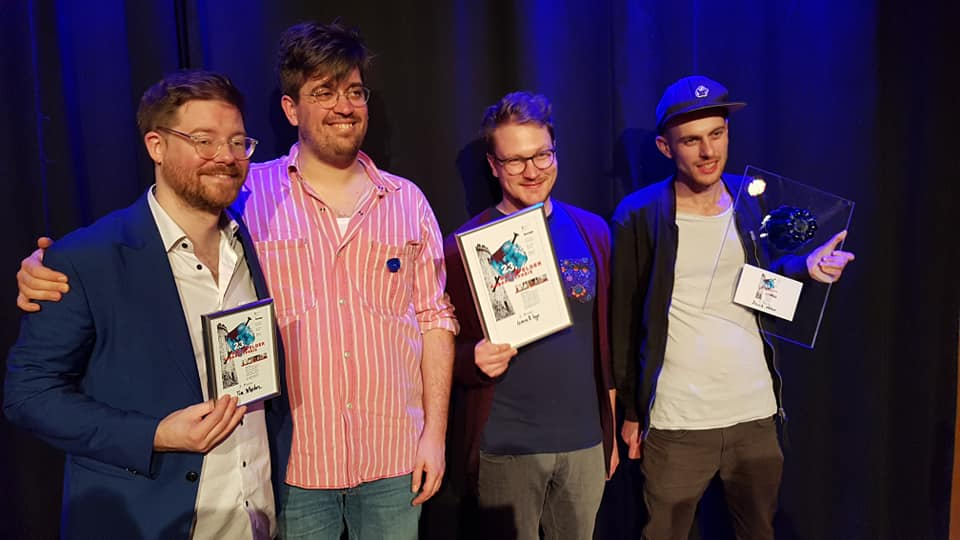 Preisträger Bielefelder Kabarettpreis 2020