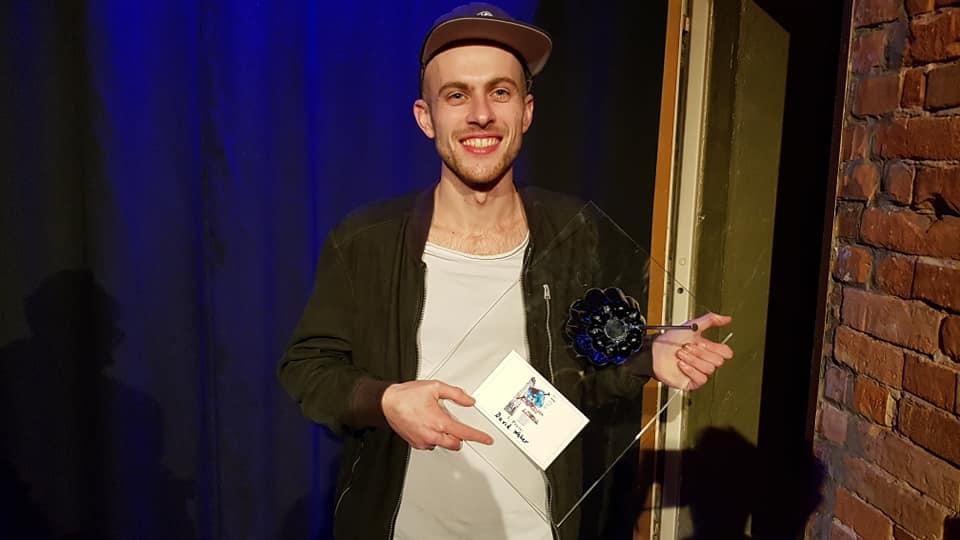David Weber Bielefelder Kabarettpreis 2020
