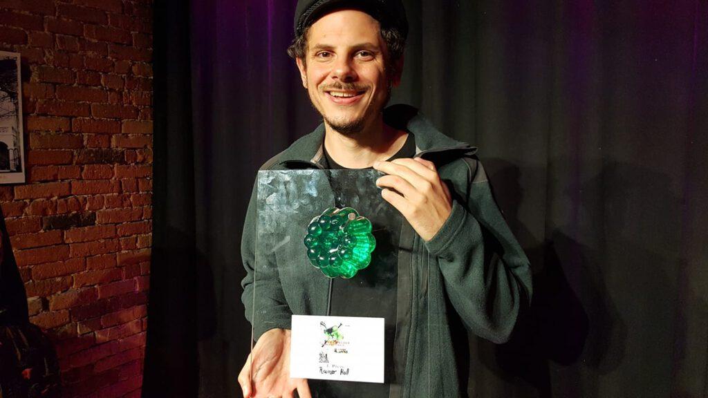 Rainer Holl 24. Bielefelder Kabarettpreis
